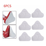 Almohadillas De Microfibra Para Mopa De Vapor H20 X5 Lavable