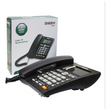 Telefono Fijo Sobremesa Visor Lcd Altavoz Uniden As7412