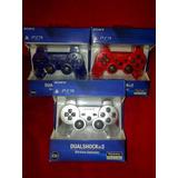 Pack 2 Joystick Control Playstation 3 Envio Gratis