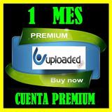 Cuentas Premium Uploaded X 30 Dias - 1 Mes Garantizadas!
