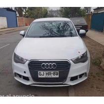 Audi Tsfi Atracción 2014 Chocado Y Reparado