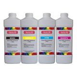 1 Litro Tinta Dye Premium Compatible Con Todas Las Marcas