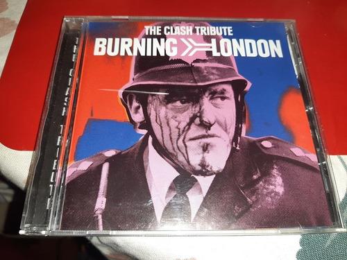 The Clash - Burning London Ramones Sex Pistols Bad Religion