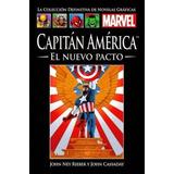Marvel Salvat Vol.14 - Capitán América: El Nuevo Pacto
