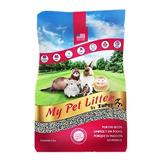 Sustrato Papel Reciclado My Pet Litter Cuy, Erizo