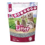 My Pet Litter Sustrato De Papel 10 L Conejos Hurones Cuy
