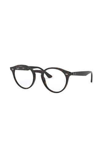 8012d46498 Lentes Opticos Dark Havana Ray-ban