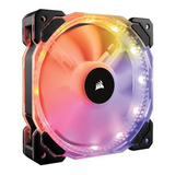 Corsair High Performance Rgb Led 120mm Fan With Controller