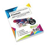 Papel Sublimacion Net A4 110gr Pack 100 Hojas
