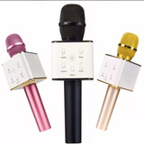 Microfono Inalambrico Karaoke Bluetooh