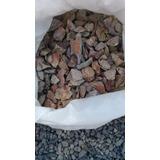 Gravilla Chancada De Colores, Piedras De Colores