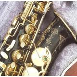 Selmer Saxofón Alto Super Action 80 Series Ii Negro Níquel