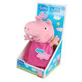Peluche Peppa Pig Interactivo - 7 Frases Y Sonidos- Original