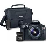 Canon Eos Rebel T6 +sd 16gb + Bolso | Garantía