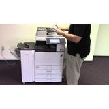 Fotocopiadora Impresora Ricoh Mp C3002 Color.