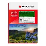 Papel Magnético Agfa 10 Hojas Fotográfico Premium Glossy A4