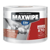 Paño De Limpieza Reutilizable Max Wipe * 870 Paños