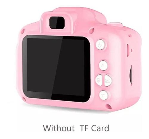 Mini Cámara Fotográfica Digital Para Niños Portatil - Wx