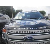 Emblema Frontal Ford Explorer