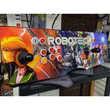 Tablero Robotech Arcade Raspberry 10.500juegos 26 Emul Wifi