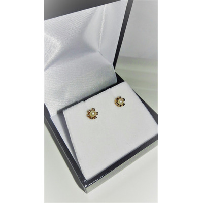 e3e17dc9c23c Compra Aros Oro De 18k Cuello Payaso Con Perlas Cultivadas en RM ...