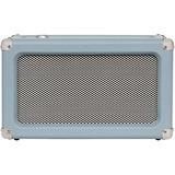 Parlante Bluetooth Crosley Cr3028a-tn Charlotte Vintage Full