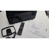 Receiver Denon Avr S510bt  Bluetooth 5.2 Hdmi 4k Excelente
