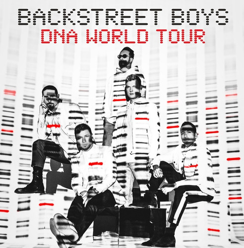 Entradas Sector Cancha  Backstreet Boys 4 De Marzo