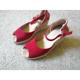 Zapatos Mujer Marca Unisa Talla 36 - Fabricados En España