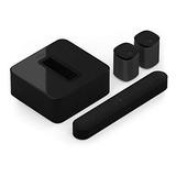 Sonos 5.1 Surround Set - Sistema De Cine En Casa Con Viga Co