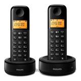 Telefono Philips D1301b Duo Inalambrico /3gmarket