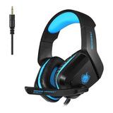 Audifonos Para Ps4 Con Microfono Gamer Ps4 Gaming Headset Pc