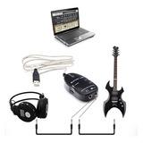 Adaptador Interfaz De Audio Usb Para Computador