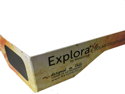 0d5716fad2 Oferta 5 Lentes Explora Para Eclipses Solares. Certificados