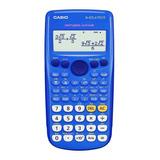 Calculadora Cientifica Casio Fx-82laplus 252 Func Español