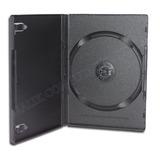 Caja Dvd 14 Mm Single 25 Unidades Media Store Nueva 100%