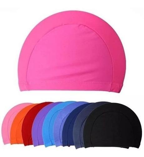 Gorro Natación Lycra Standar Diseños Colores / Lhua Store