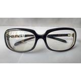 5e0a03ddda Lentes Ópticos Ray Ban Vintage Oversized Black Originales M