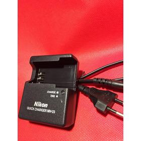 Cargador Nikon Mh23 Original Para Nikon D5000 D40 D3000 D60