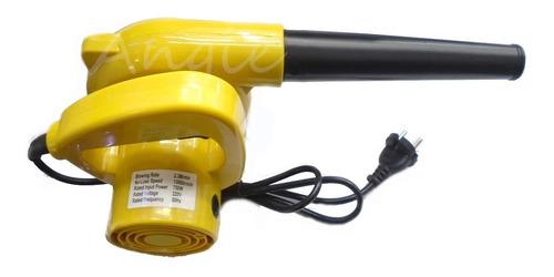 Sopladora Y Aspiradora Con Aire De Pc 750w, 13.000 Rpm