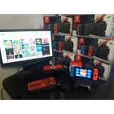 Nintendo Switch Desbloqueada Garantizadas + Asesoria