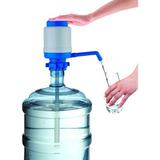 Dispensador Agua Manual 10 A 20 Lts Bomba Botellon