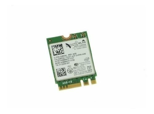 Wifi Intel Ac - 3160 Dual Band + Bluetooth 4.0  Dell Laptop