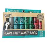 Bolsas Para Desechos De Perro, Mascotas , Repuestos  240 Und