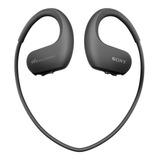 Sony Walkman Resistente Al Agua Y Polvo Nw-ws413 Negro