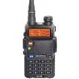 Pack 2 Radio Walkie Talkie Baofeng Uv-5ra Uhf Vhf+manolibre
