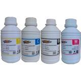 Pack 4 Litro De Tinta Para Hp Ink Tank 115 315 415 Gt52