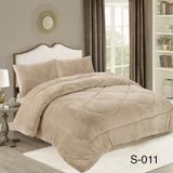 Cobertor Chiporro Invierno 1.5p Varios Colores