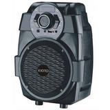 Parlante Activo Kioto Nuevo Karaoke Y Bluetooth 10 Watt