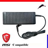 Cargador Para  Msi Gp60 Leopardo 120w  - Viña